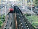 Imaginea articolului SINGURUL tren rusesc care mai circulă prin Ucraina, ar putea fi anulat