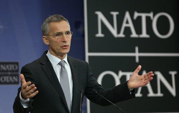Imaginea articolului Jens Stoltenberg salută o cooperare mai strânsă între NATO şi UE