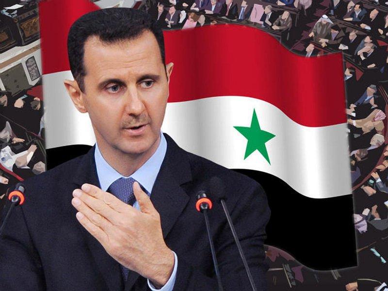 Preşedintele Siriei cataloghează drept `trădătoare` miliţiile sprijinite de SUA