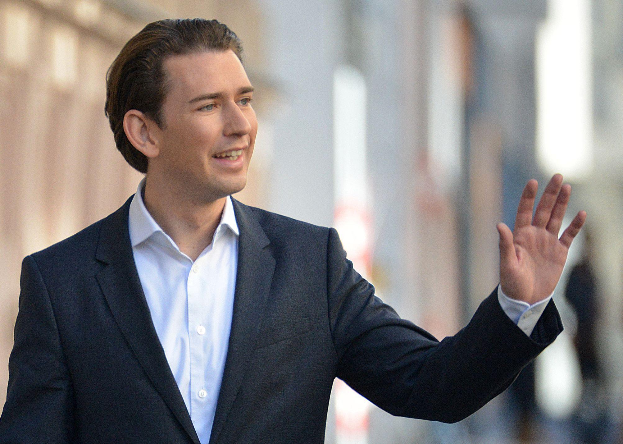 Sebastian Kurz, cel mat tânăr premier din Europa, îşi doreşte dezvoltarea relaţiilor dintre Austria şi Israel