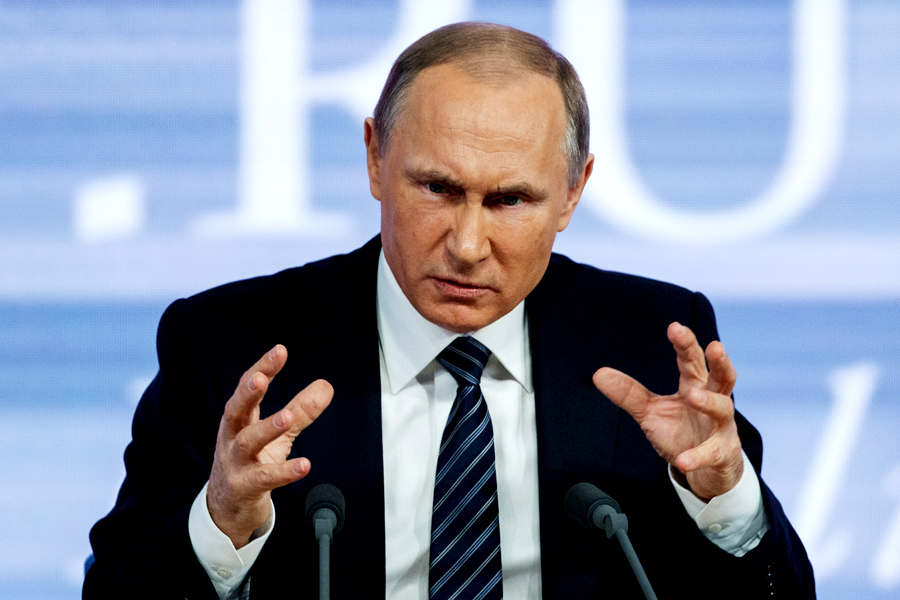 Peste 80% dintre cetăţenii Rusiei îl vor vota pe Putin la următoarele alegeri prezidenţiale - sondaj