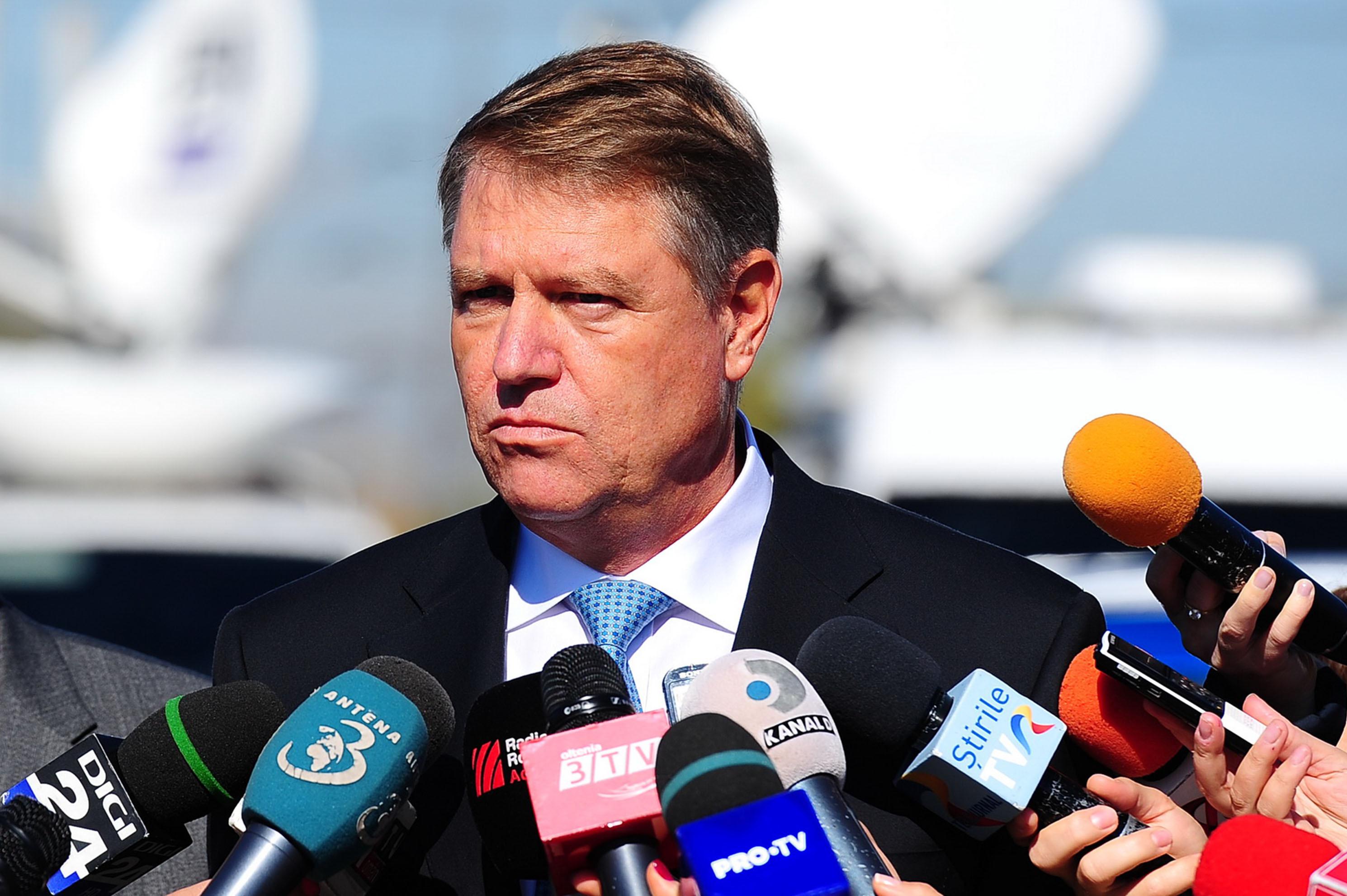Iohannis: Există un risc de activare a Articolului 7 şi în cazul României, din cauza legilor justiţiei/ Nu am discutat cu Kovesi pe Legile Justiţiei