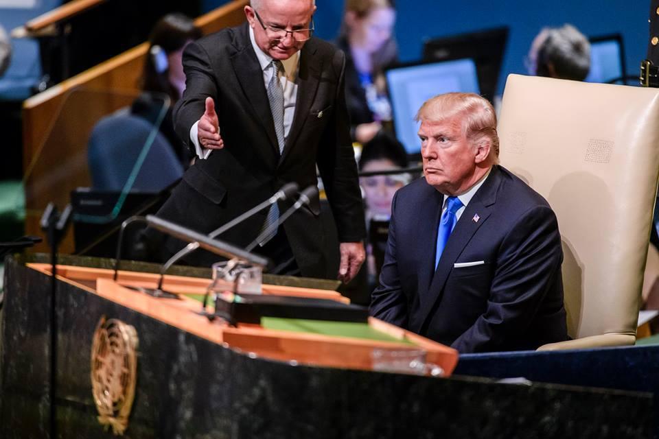Adunarea Generală ONU condamnă decizia lui Donald Trump privind statutul Ierusalimului. Care a fost poziţia României