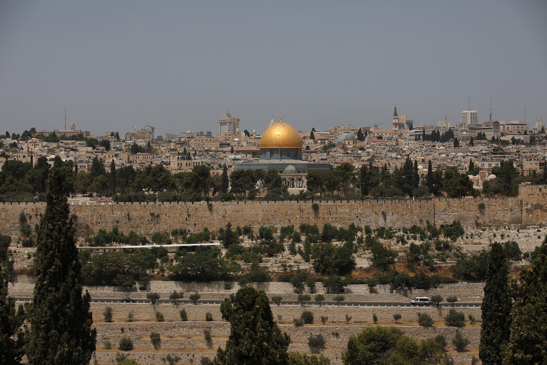 Surse: Israelul este în contact cu zece ţări, inclusiv România, pentru mutarea ambasadelor la Ierusalim