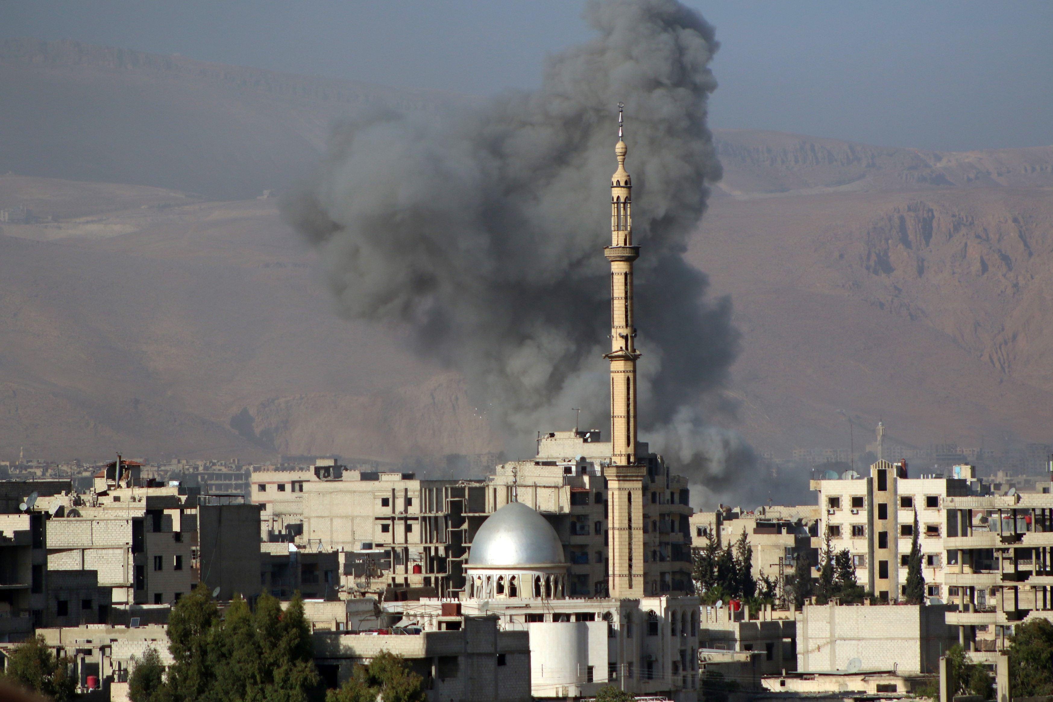 Şeful Statului Major al Armatei ruse: SUA folosesc o bază militară din Siria pentru a antrena foşti militanţi Stat Islamic