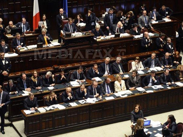 Preşedintele Italiei a decis dizolvarea Parlamentului/ Alegerile vor avea loc în martie 2018