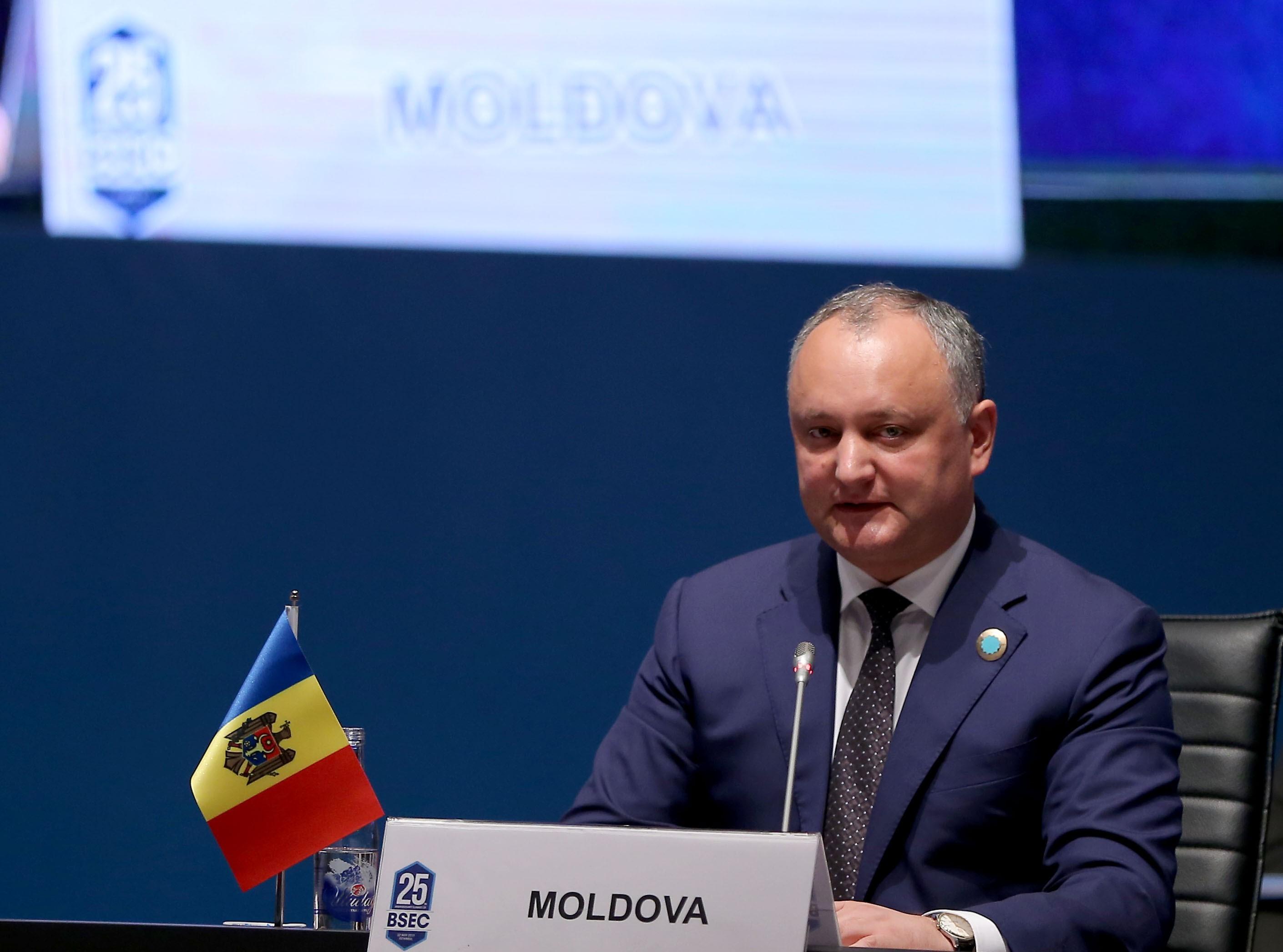 Partidul Democrat din Republica Moldova a depus o sesizare la Curtea Constituţională privind suspendarea preşedintelui Igor Dodon