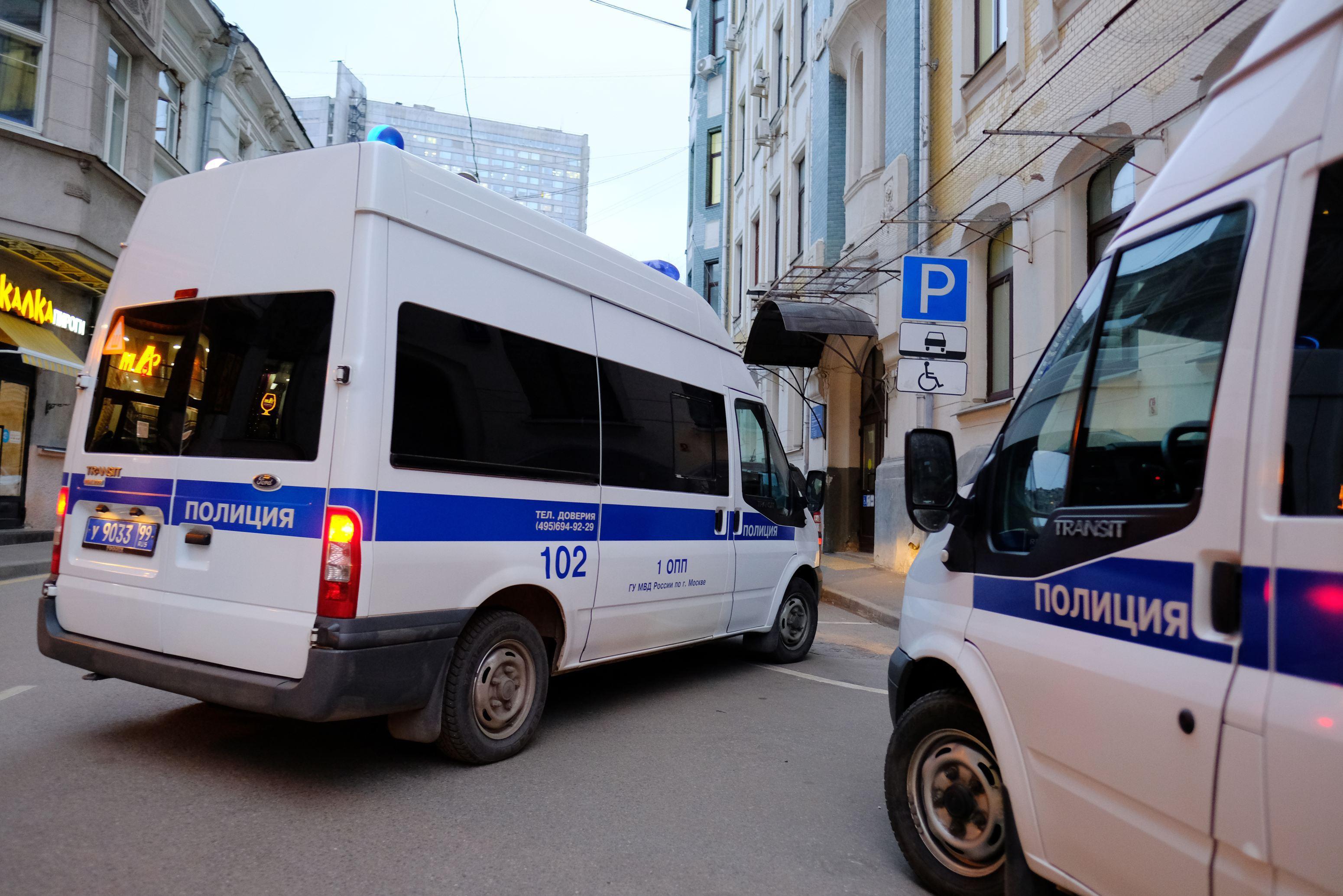 ALERTĂ la Moscova: Un autobuz a intrat în plin într-un grup de pietoni. Trei oameni au fost răniţi