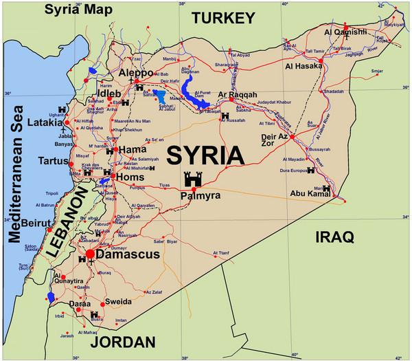 ACORD Rusia-Siria pentru extinderea activităţilor navale militare ruse pe litoralul Mării Mediterane