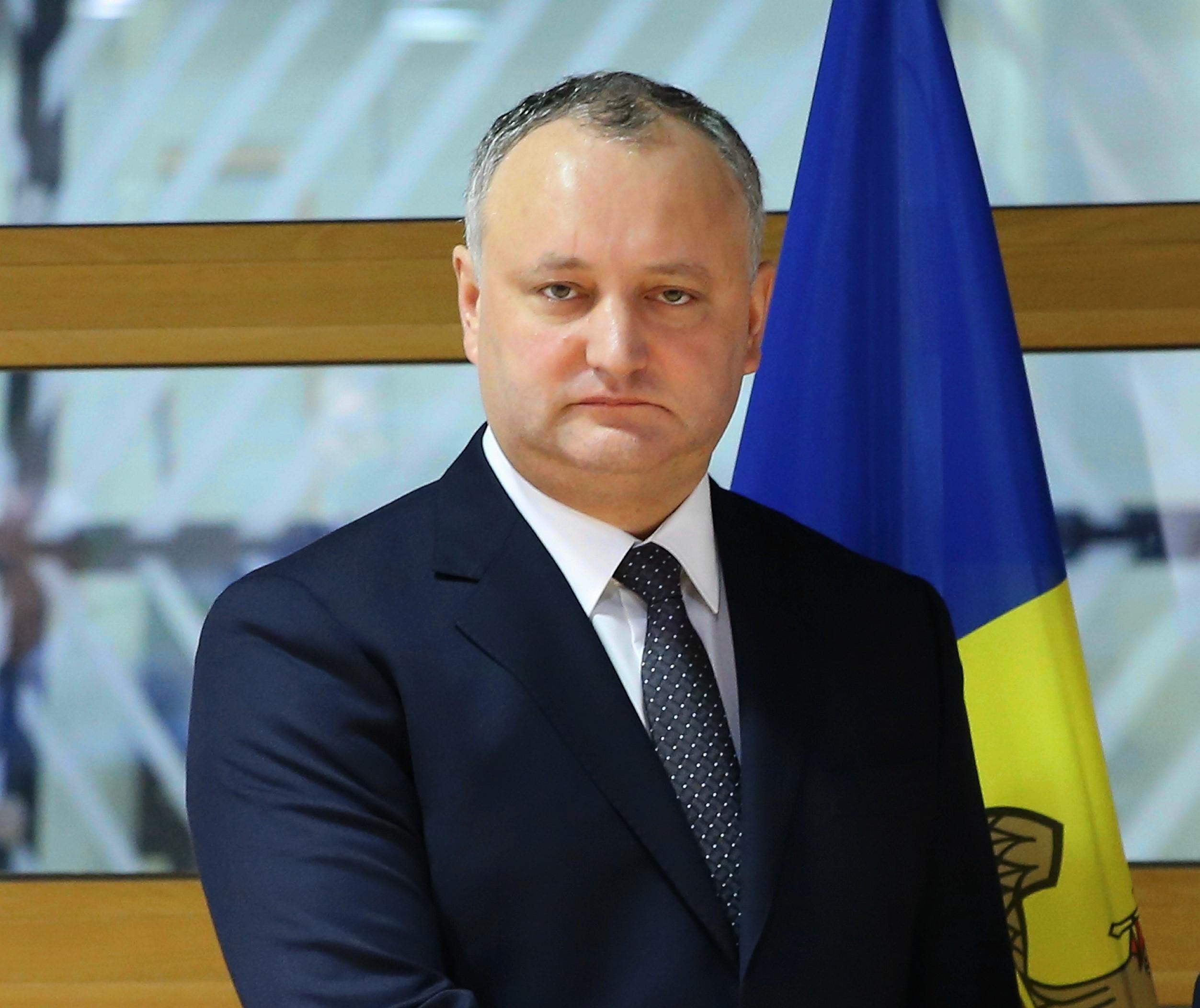 Igor Dodon: Nu exclud existenţa unor planuri de destabilizare a Republicii Moldova la Centenarul Marii Uniri din România