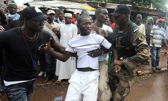 Regimul din Guineea Ecuatorială susţine că a dejucat o tentativă de lovitură de stat