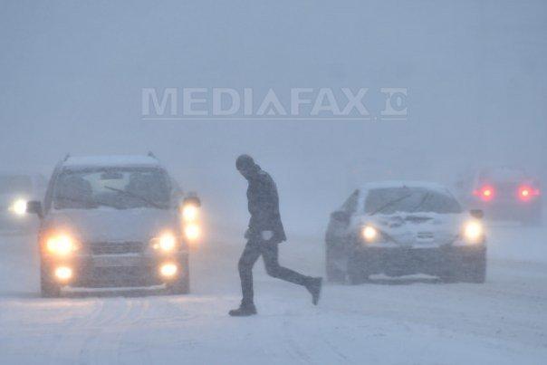 Atenţionare de călătorie emisă de MAE: Temperaturi extreme, care ajung la MINUS 30 grade Celsius şi furtuni de zăpadă în Canada