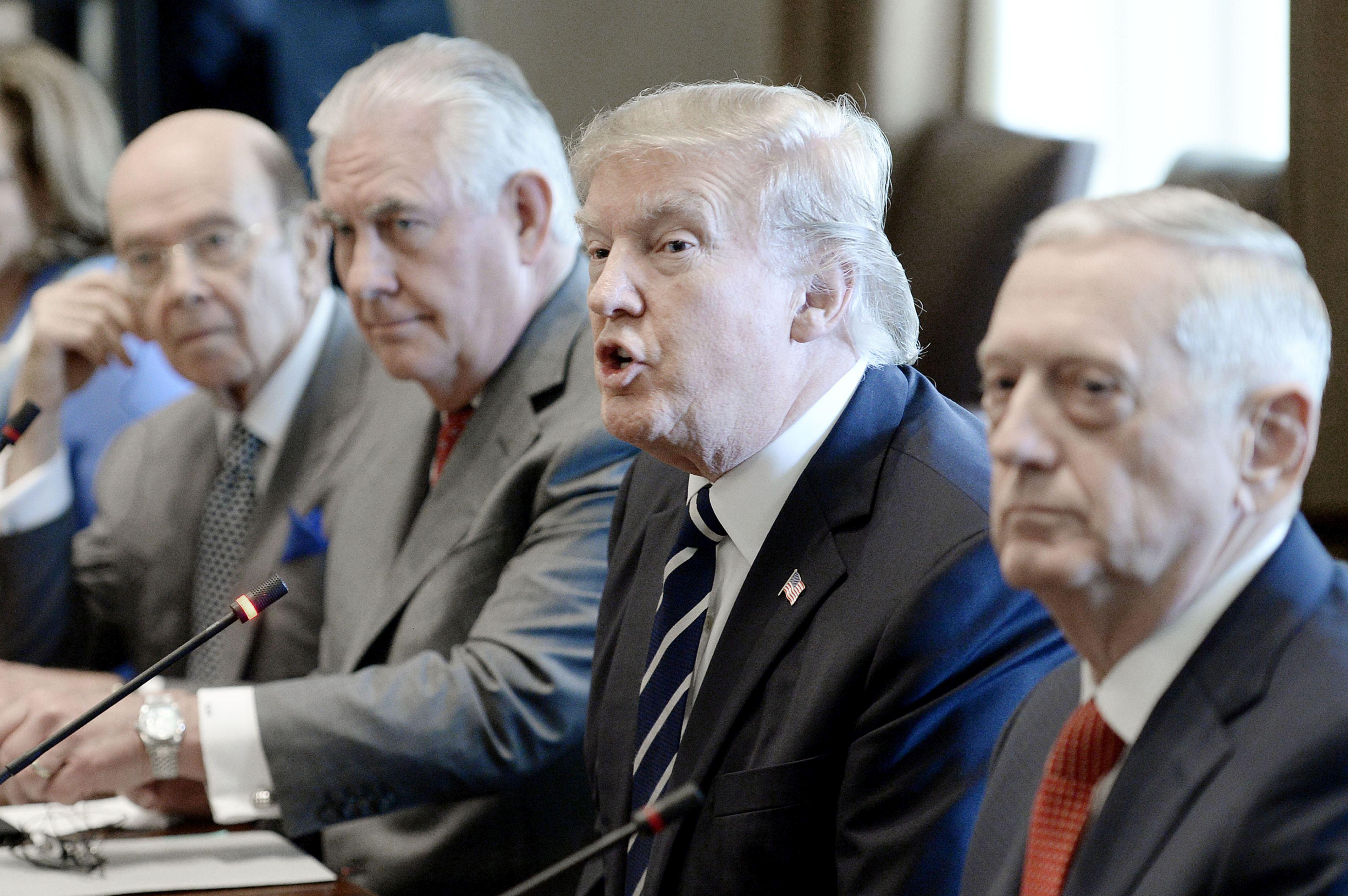 Rex Tillerson: Nu am pus niciodată la îndoială starea mintală a preşedintelui american Donald Trump