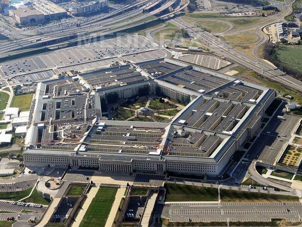 Pentagonul neagă că ar fi implicat în atacarea celor două baze militare deţinute de Rusia în Siria