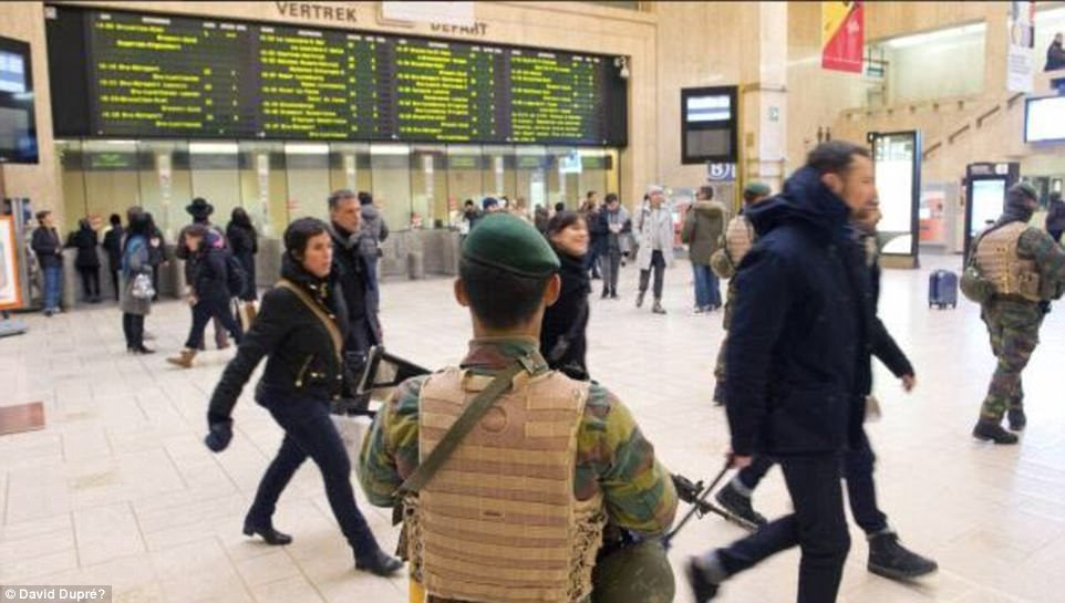 Alertă de securitate în Gara centrală din Salzburg