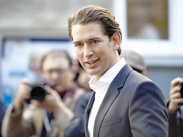 Cancelarul Austriei, apel către liderii europeni în timpul vizitei în Franţa: Judecaţi-ne după acţiunile şi realizările noastre