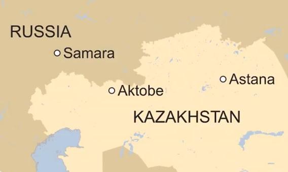 Tragedie în Kazahstan: cel puţin 52 de persoane au murit după ce un autobuz a luat foc