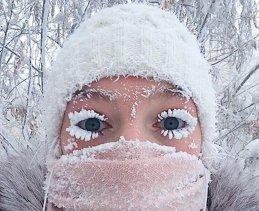 Cum se trăieşte la peste MINUS 60 de grade Celsius. Românii n-ar putea suporta un asemenea GER | FOTO, VIDEO