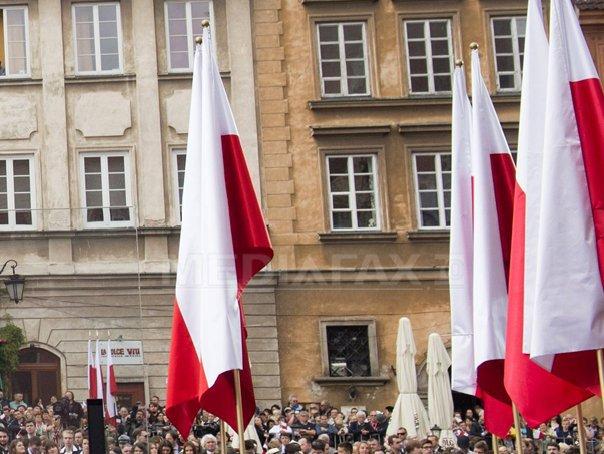 Imaginea articolului Sute de persoane au participat la un protest mut în Polonia faţă de politizarea justiţiei - VIDEO