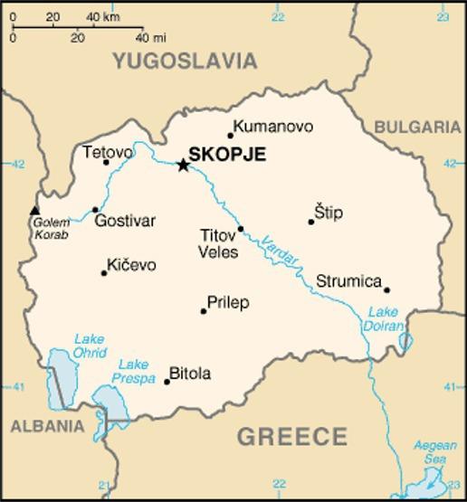 """Imaginea articolului Sute de mii de greci au protestat împotriva folosirii denumirii """"Macedonia"""" de către regimul de la Skopje"""