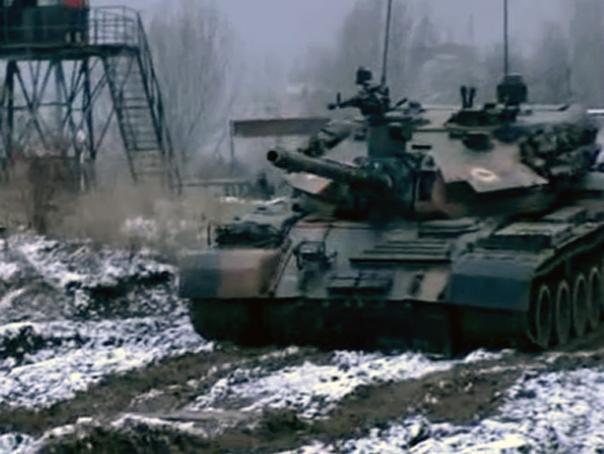 Coaliţia coordonată de SUA a distrus un tanc de fabricaţie rusească în Siria