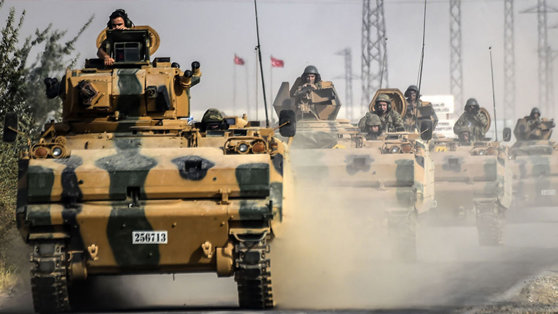 Imaginea articolului Kurzii din Siria susţin că au ajuns la un acord cu regimul Assad pentru trimiterea armatei în provincia Afrin