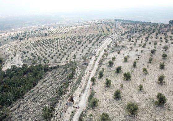 Imaginea articolului Forţele regimului Bashar al-Assad vor intra în regiunea Afrin în câteva ore