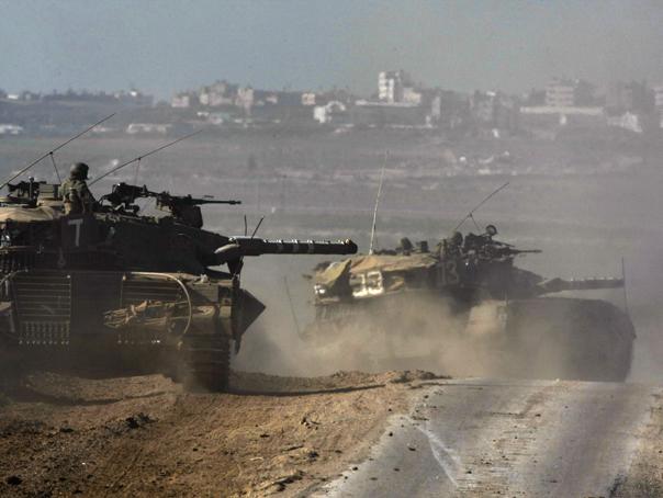 Imaginea articolului Armata israeliană a distrus un tunel construit de mişcarea Hamas, în sudul Fâşiei Gaza