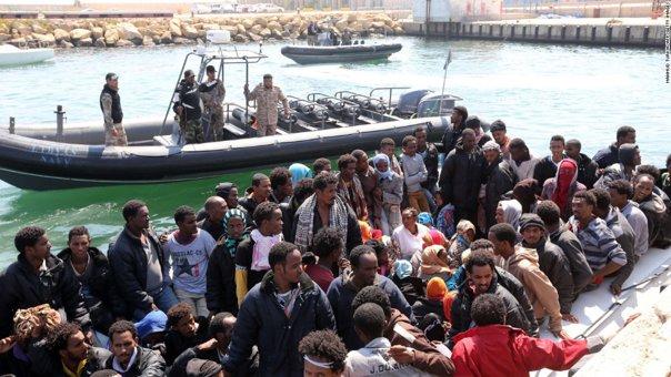 Imaginea articolului Numărul imigranţilor ilegali care au ajuns în UE a fost la cel mai scăzut nivel în 2017