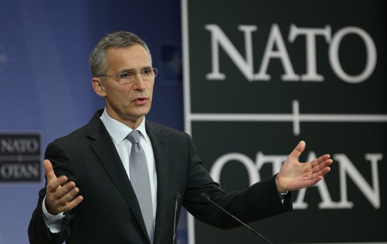 Imaginea articolului Jens Stoltenberg: NATO nu sesizează nicio ameninţare rusă pentru vreunul dintre membrii Alianţei