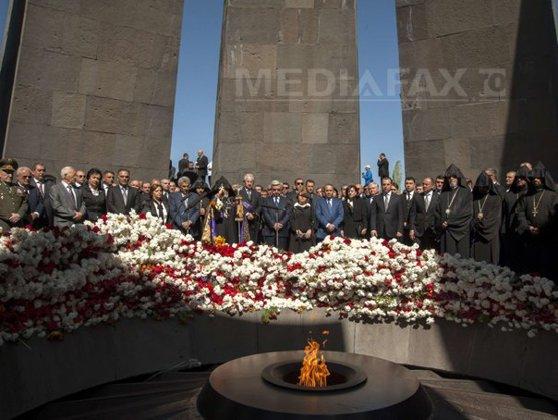 Imaginea articolului Diplomat olandez, convocat la Ankara din cauza deciziei de recunoştere a genocidului armean