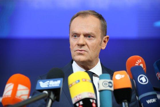 Imaginea articolului Donald Tusk i-a cerut guvernului din Polonia să combată afirmaţiile antisemite din spaţiul public