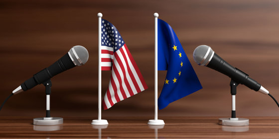 Imaginea articolului Uniunea Europeană a pregătit măsuri comerciale simetrice contra Statelor Unite/ Experţi: Deciziile SUA şi UE riscă să încalce reglementările OMC
