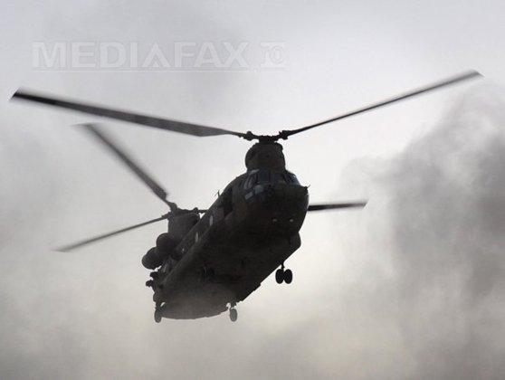 Imaginea articolului ELICOPTER prăbuşit în Cecenia: Cel puţin opt persoane au murit