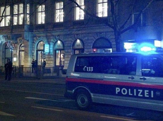 Imaginea articolului Cel puţin trei răniţi, după ce un individ a atacat mai multe persoane cu un cuţit, în Viena
