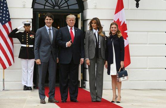 Imaginea articolului Canada şi Mexic ar putea fi scutite temporar de la noile tarife la importurile de oţel şi aluminiu