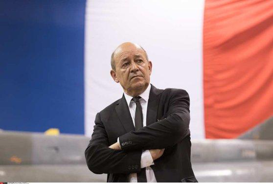 Imaginea articolului Jean-Yves Le Drian, ministrul de Externe al Franţei, a anunţat că se va retrage din Partidul Socialist