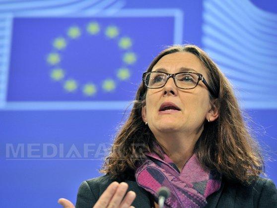 Imaginea articolului Oficial UE: Uniunea Europeană este un aliat apropiat al SUA şi trebuie să fie scutită de noile tarife