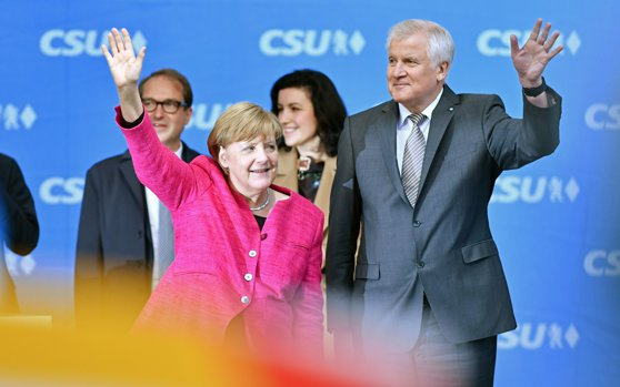 Imaginea articolului Germania: Liderii CDU/CSU şi SPD au semnat în mod oficial noul acord de coaliţie guvernamentală
