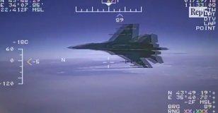 Şapte aeronave străine, interceptate de aviaţia rusă. Ce a pus în alertă sistemul de apărare militară