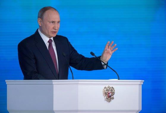Imaginea articolului ALEGERI în Rusia 2018: Putin, la al patrulea mandat de preşedinte. Competiţia electorală s-ar putea încheia încă din primul tur. Aproximativ 110 milioane de alegători, aşteptaţi la urne