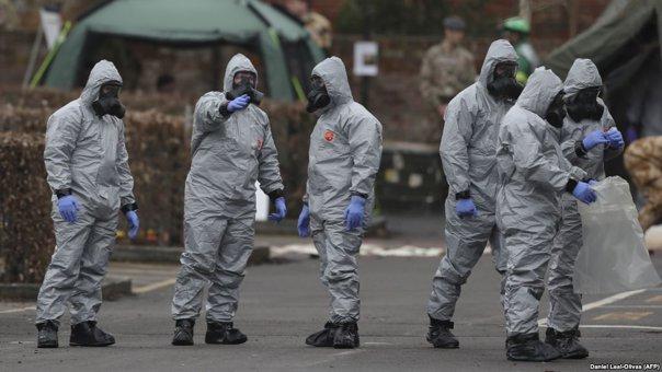 Imaginea articolului Acuzaţie gravă de la Londra: Rusia a stocat substanţa neurotoxică folosită în otrăvirea fostului spion rus în Marea Britanie