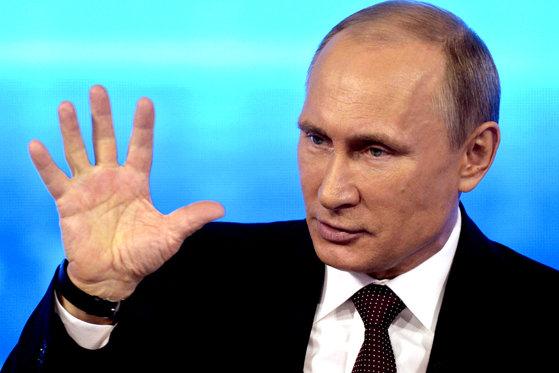Imaginea articolului BREAKING NEWS Vladimir Putin a câştigat alegerile din Rusia din primul tur