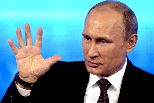 Imaginea articolului Vladimir Putin a câştigat alegerile prezidenţiale din Rusia din primul tur, cu peste 70% dintre voturi