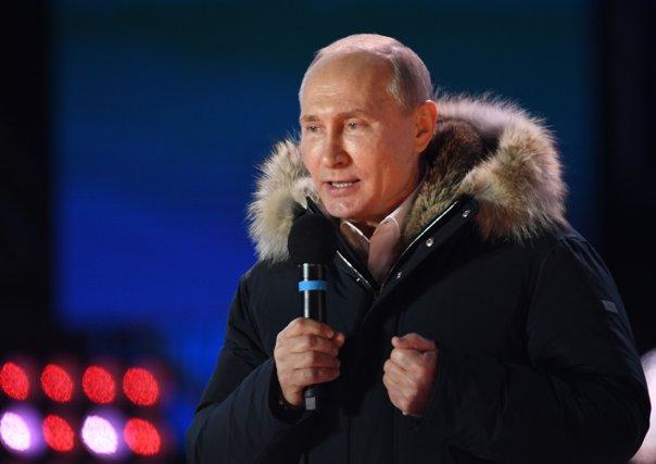 Imaginea articolului Putin asigură Occidentul că nu intenţionează să declanşeze o cursă a înarmării