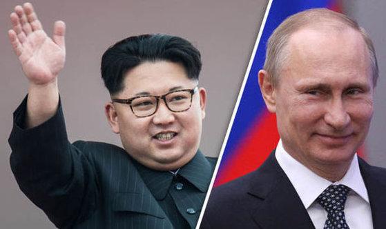 Imaginea articolului Kim Jong-Un l-a felicitat pe Vladimir Putin pentru victoria categorică din alegerile prezidenţiale