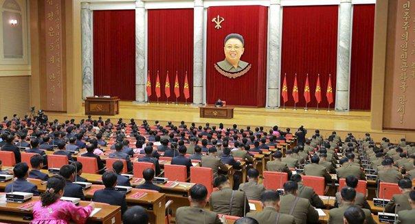 Imaginea articolului Parlamentul nord-coreean se va întruni la 11 aprilie, înaintea summiturilor cu SUA şi Coreea de Sud