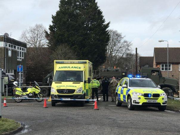 Imaginea articolului Un pachet suspect a fost depistat în apropierea sediului londonez al firmei Cambridge Analytica: Clădirea a fost evacuată