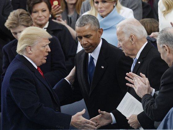 Imaginea articolului Donald Trump şi Joe Biden s-au ameninţat unul pe altul cu agresiuni fizice/ Biden: Dacă am fi în liceu, i-aş aplica o bătaie zdravănă. Ce răspunde Trump