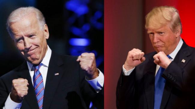 Trump şi Biden, schimb de AMENINŢĂRI: